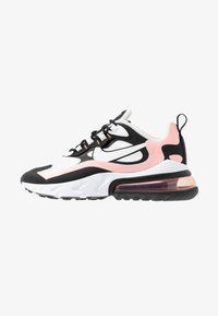 Nike Sportswear - AIR MAX 270 REACT - Baskets basses - black/white/bleached coral/metallic gold/university red - 1