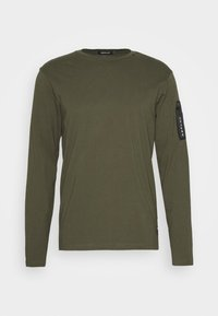 Replay - Maglietta a manica lunga - olive - 4