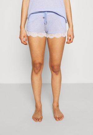WARM DAY SHORT - Pyjama bottoms - bleu