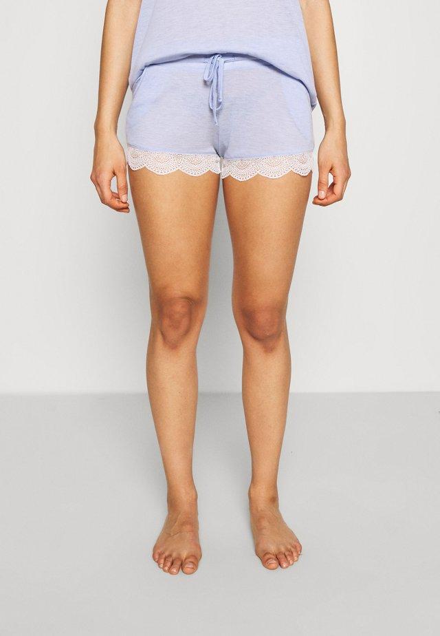 WARM DAY SHORT - Pyjamabroek - bleu
