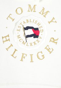 Tommy Hilfiger - ICON COIN HOODY - Sweatshirt - ivory - 6