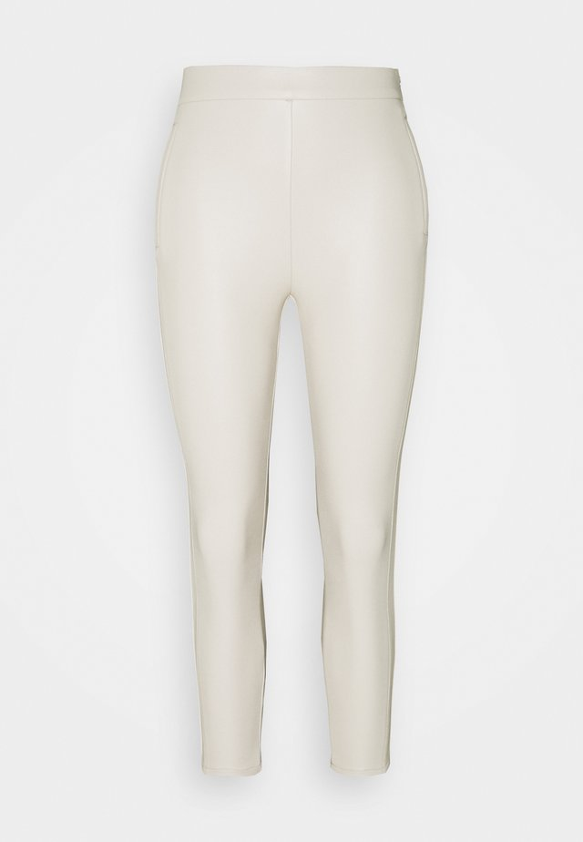 NEUTRAL LEGGING - Legging - cream
