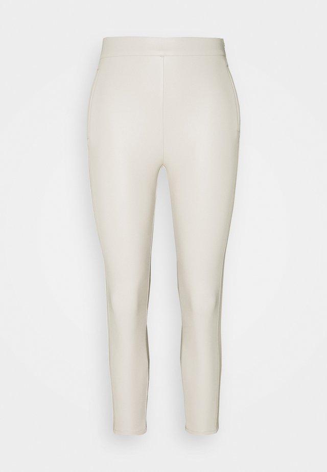 NEUTRAL LEGGING - Leggings - Trousers - cream