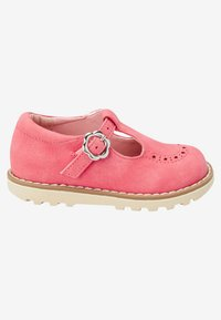 Next - Ankle strap ballet pumps - pink - 2