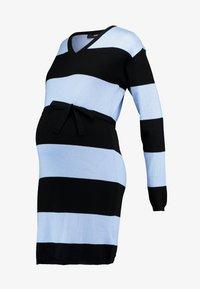 Supermom - DRESS STRIPE - Jumper dress - placid blue - 5
