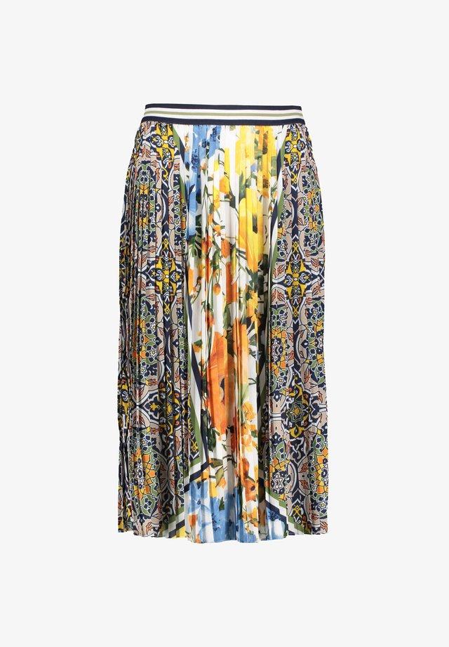 A-line skirt - gelb (31)