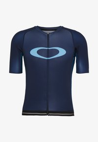 ICON  - Print T-shirt - black/dark blue
