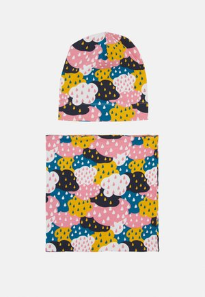 KAI HAT & SUSU ROUND SCARF SET UNISEX - Snood - multi-coloured