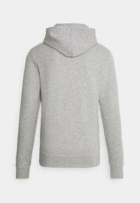 Jack & Jones - JJEBASIC HOOD  - Sweatshirt - light grey melange - 1