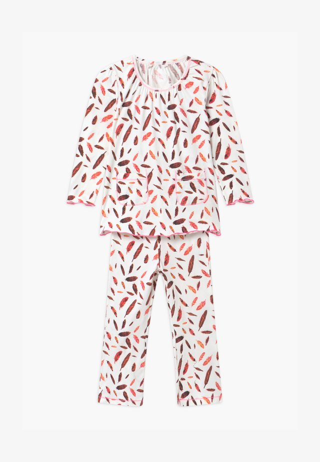 GIRLS - Pyjama set - pink/white