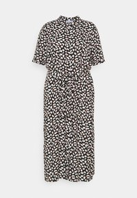 Anna Field Curvy - Day dress - black/pink/white - 3