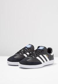 adidas Originals - SAMBA OG  - Zapatillas - core black/footwear white - 3
