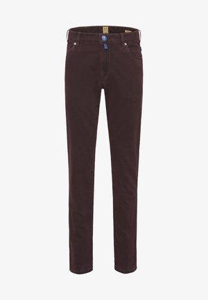 MEYER  - Slim fit jeans - dunkelrot