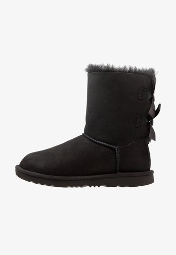 BAILEY BOW II - Lace-up ankle boots - black
