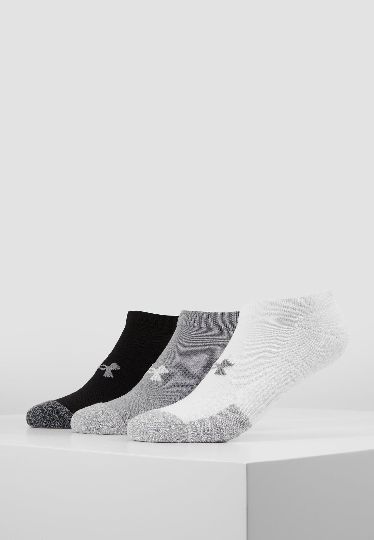 Men HEATGEAR 3 PACK - Trainer socks