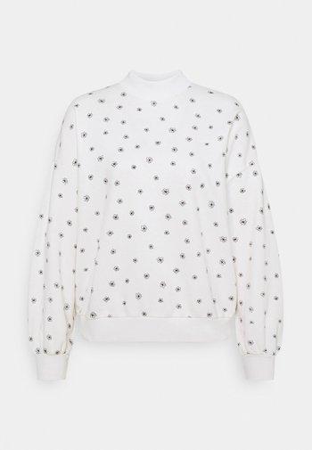 NINA MOCKNECK - Sweatshirt - sugar swizzle