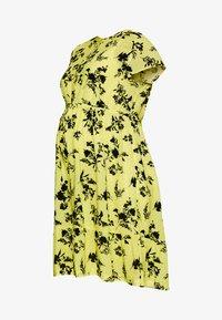 Queen Mum - DRESS NURS BANGKOK - Korte jurk - sunshine - 4