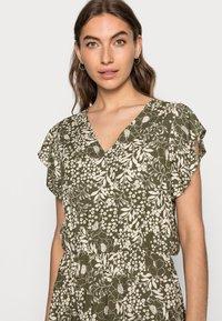 Saint Tropez - TISHA DRESS - Day dress - army green - 3