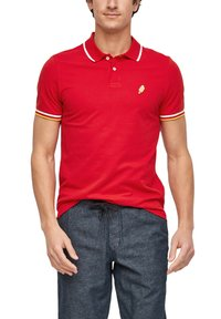 s.Oliver - Polo shirt - red - 5