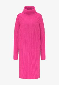 myMo - Jumper dress - fuchsia - 4