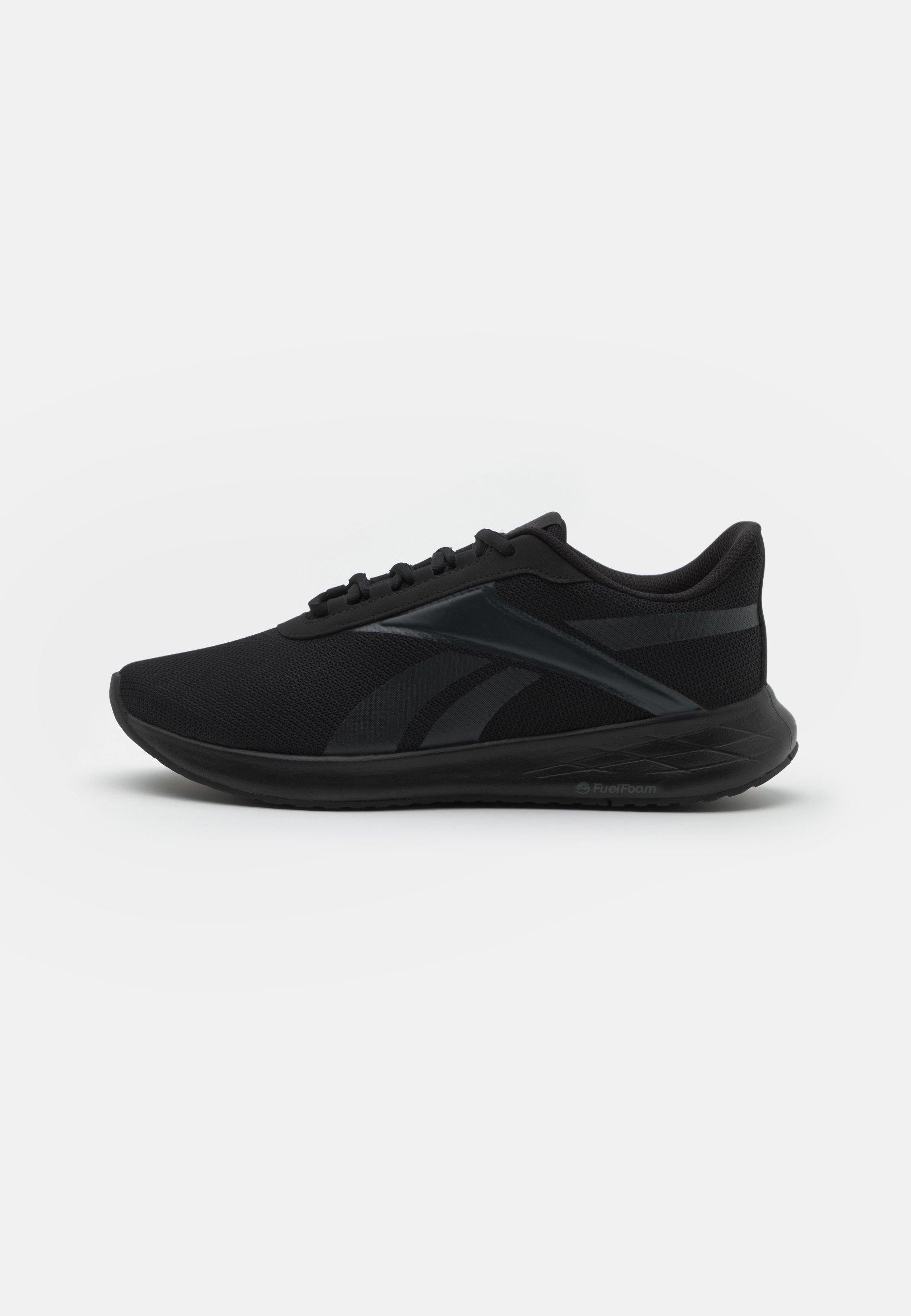 Men ENERGEN PLUS - Neutral running shoes - core black/cold grey