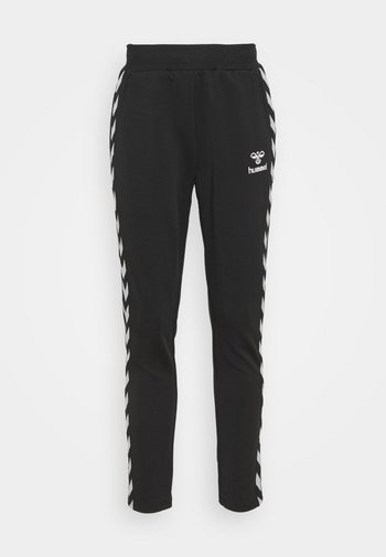 NELLY TAPERED  - Tracksuit bottoms - black