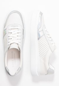 Cole Haan - GRANDPRO RALLY COURT - Trainers - optic white/iridescence silver/nimbus cloud - 3