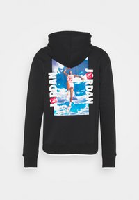 Jordan - Zip-up hoodie - black - 8