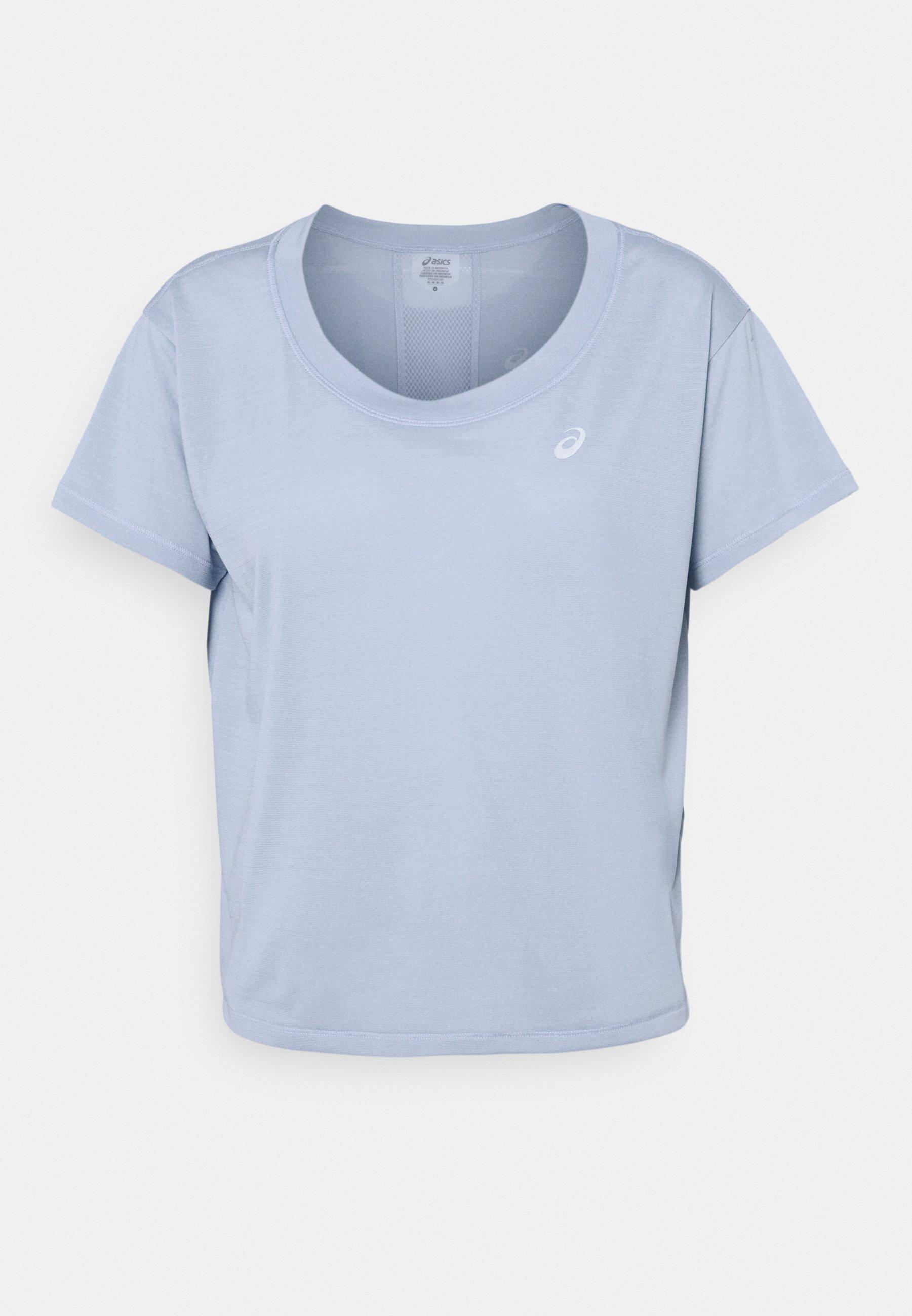 Damen RACE CROP - T-Shirt print