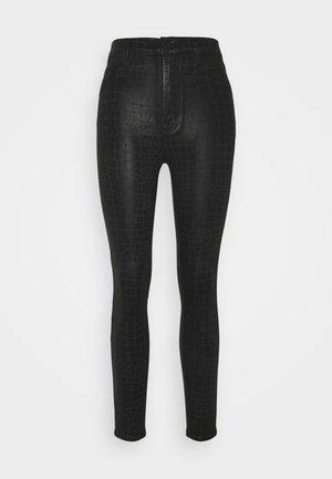 LEENAH HIGH RISE ANKLE SKINNY - Jeans Skinny Fit - caiman