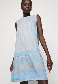 CECILIE copenhagen - DRESS  - Denní šaty - blue - 3