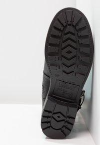 Coolway - ALIDA - Cowboy/Biker boots - black - 5