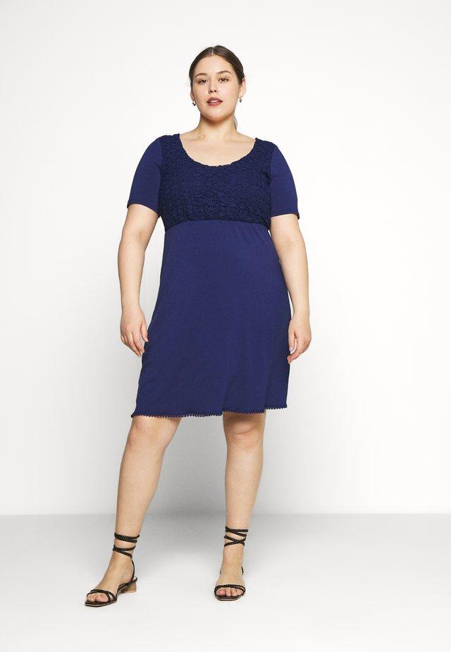 JRAFIA  - Korte jurk - blue