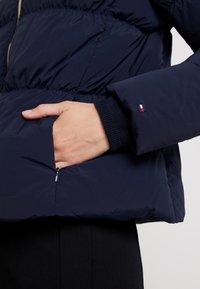 Tommy Hilfiger - MIRANDA JACKET - Down jacket - blue - 5
