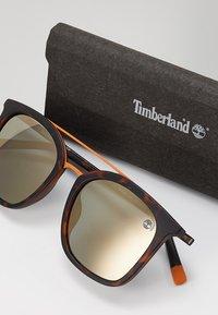 Timberland - Sluneční brýle - brown - 2