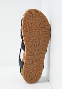 Timberland - MALIBU WAVES ANKLE - Sandály - black - 6