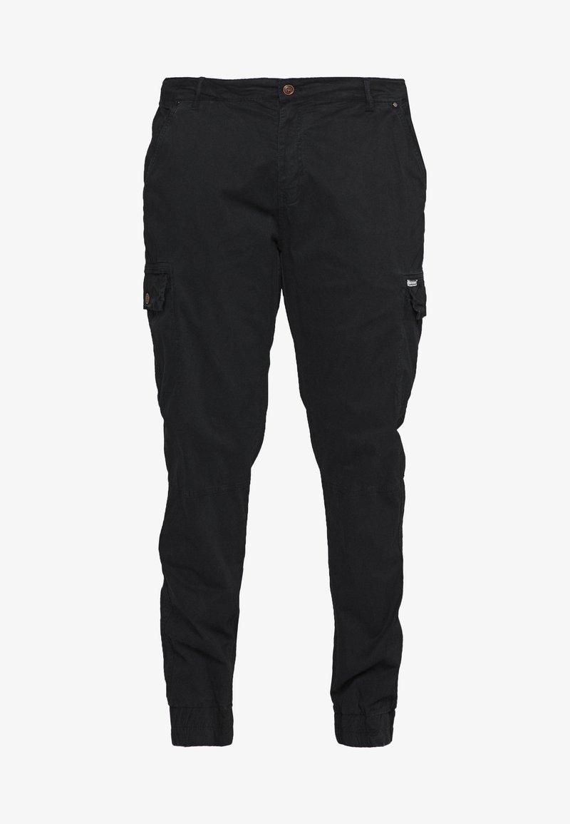 Blend - Cargo trousers - black