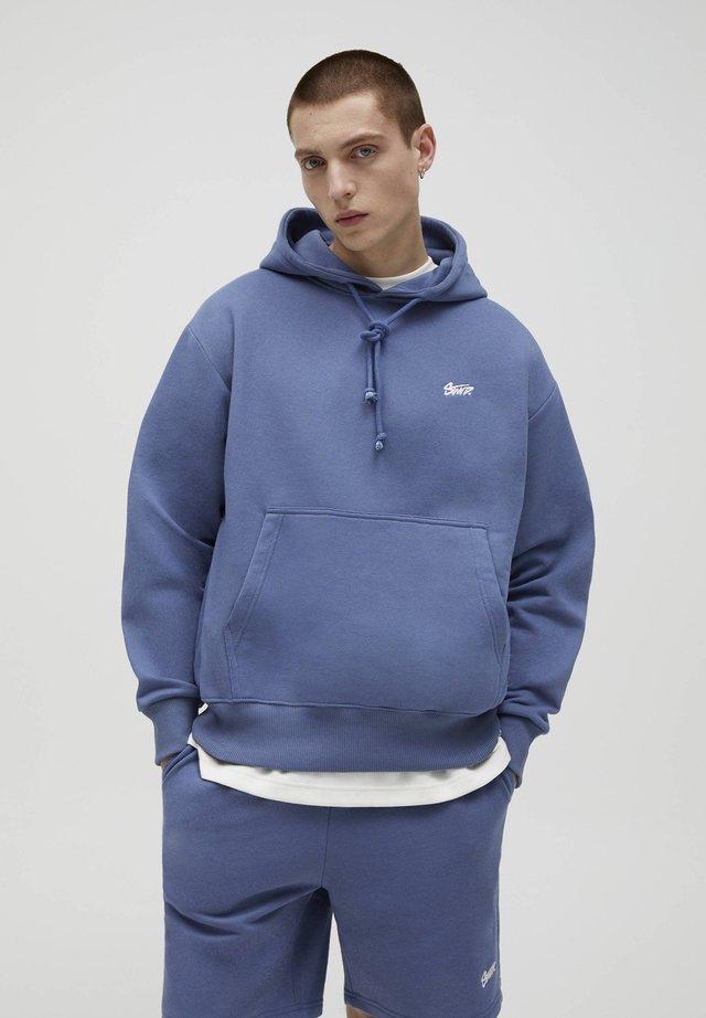 Hættetrøjer - blue