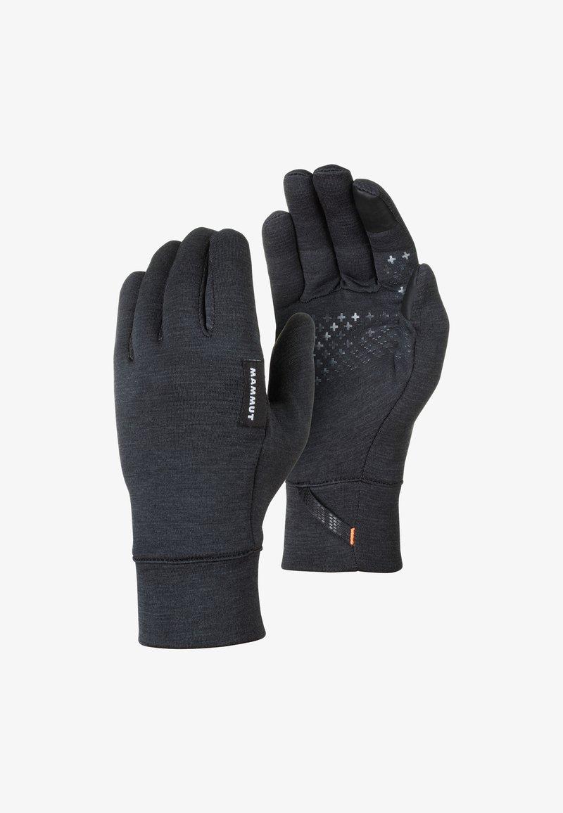 Mammut - Gloves - black mélange