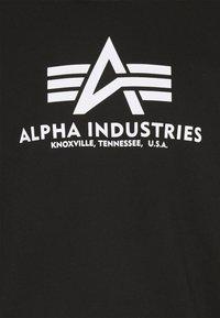 Alpha Industries - BASIC - Mikina - black - 2