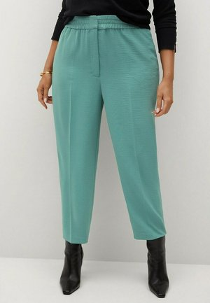 Trousers - corail
