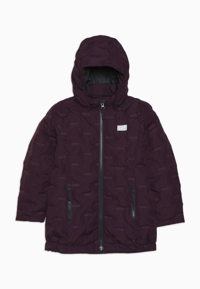 JOSEFINE JACKET - Winter jacket - bordeaux
