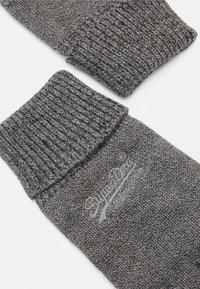 Superdry - ORANGE LABEL - Gloves - storm cloud/grey grit - 3