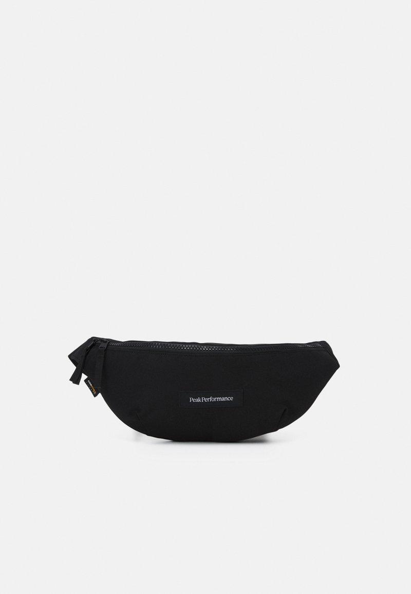 Peak Performance - SLING BAG UNISEX - Bum bag - black