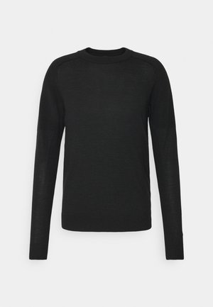 TIGER WOODS CREW  - Jumper - black