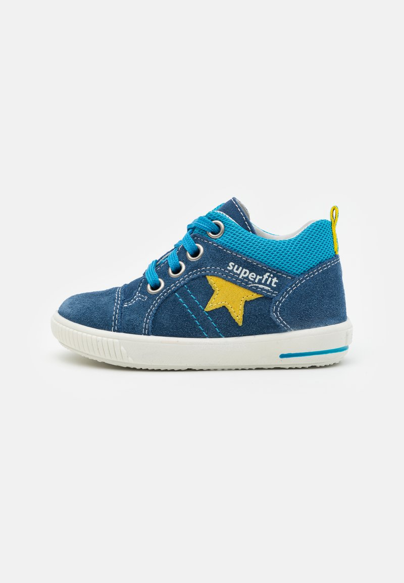 Superfit - MOPPY - Tenisky - blau