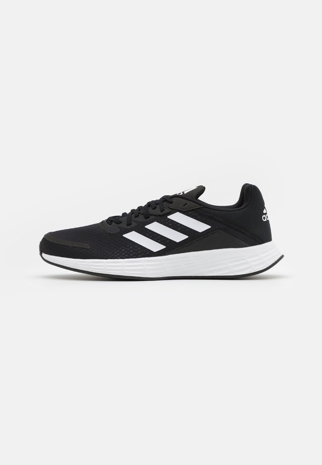 DURAMO SL - Hardloopschoenen neutraal - core black/footwear white