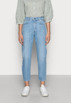TYNA PANTS - Straight leg jeans - super light blue