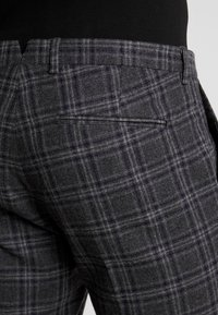 Shelby & Sons - SALTLEY TURN UP  - Trousers - grey - 3
