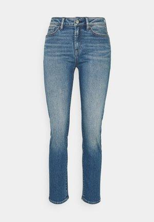 JOLIE BLAUTH - Straight leg jeans - blue